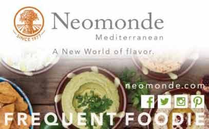 Neomonde Mediterranean Restaurant in Durham NC Catering From Neomonde